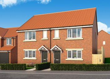 "Thumbnail 3 bed property for sale in ""The Alder At Hampton Green"" at St. Marys Terrace, Coxhoe, Durham"