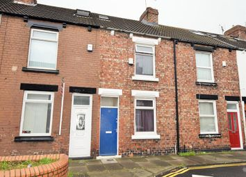 Thumbnail 3 bed terraced house for sale in Albany Street, Middlesbrough