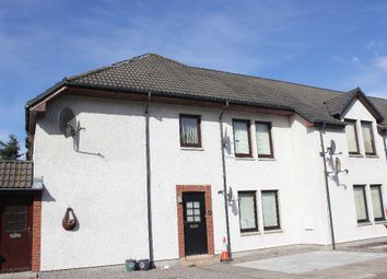 Thumbnail 2 bed flat to rent in Nobles Court, Muir Of Ord, Highland