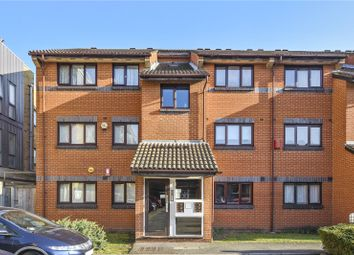 Thumbnail 1 bed flat for sale in Brymay Close, Bow, London