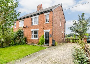 Thumbnail 2 bed semi-detached house for sale in Kirton Road, Scunthorpe