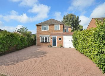 Thumbnail 4 bedroom detached house for sale in Ashley Lane, Moulton, Northampton