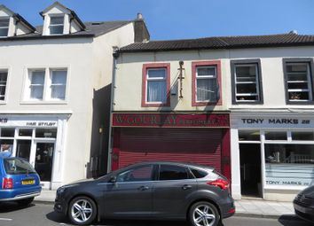 Thumbnail Retail premises for sale in 30 Finkle Street, Workington