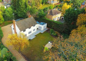 Thumbnail 4 bed detached house for sale in Church Hill, Camberley