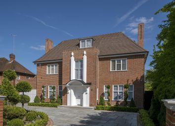 Thumbnail 7 bed detached house for sale in Winnington Road, London