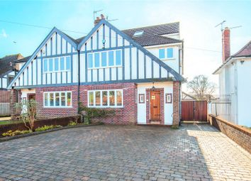Thumbnail 5 bedroom semi-detached house for sale in Briercliffe Road, Stoke Bishop, Bristol