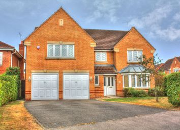 Thumbnail 5 bed detached house to rent in Comfrey Close, Rushden
