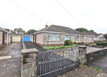 Thumbnail 2 bed bungalow to rent in Clyne View, Swansea
