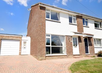 Thumbnail 3 bed semi-detached house for sale in Southwater, West Sussex