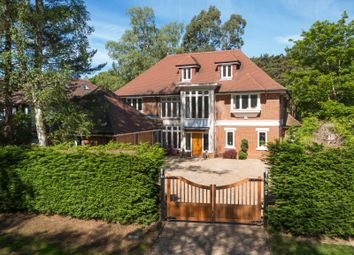 Thumbnail 6 bed detached house for sale in Cranley Road, Burwood Park, Hersham, Walton-On-Thames