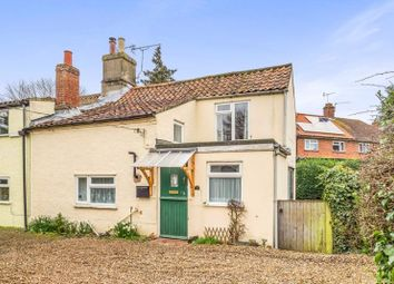 Thumbnail 3 bed cottage for sale in High Street, Marsham, Norwich, Norfolk