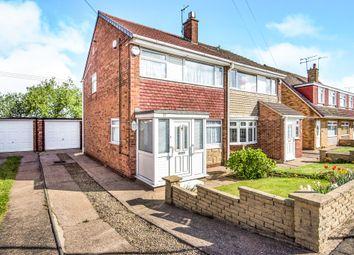Thumbnail 3 bed semi-detached house for sale in Ridgestone Avenue, Bilton, Hull