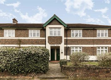 Thumbnail 2 bed flat for sale in Grove Crescent, Kingston Upon Thames