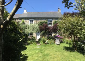 Thumbnail 3 bed cottage for sale in Trungle Terrace, Paul, Penzance