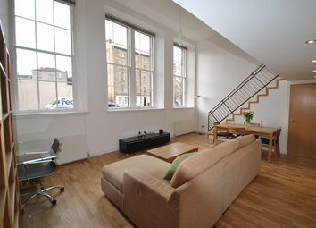 Thumbnail 1 bed flat to rent in Davie Street, Edinburgh, Midlothian EH8,