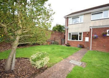 Thumbnail 3 bed end terrace house for sale in Crawford Gardens, St Thomas, Exeter