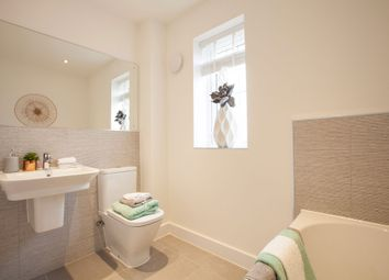 "Thumbnail 3 bed terraced house for sale in ""The Alverton"" at Epsom Avenue, Towcester"