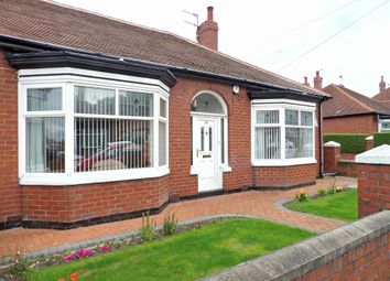 Thumbnail 2 bed bungalow for sale in St. Peters Avenue, South Shields