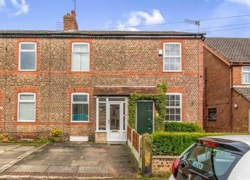 Thumbnail 2 bed terraced house for sale in Victoria Road, Sale Moor, Sale, Greater Manchester