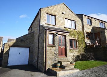 Thumbnail 3 bed detached house for sale in Well Ings Close, Shepley, Huddersfield