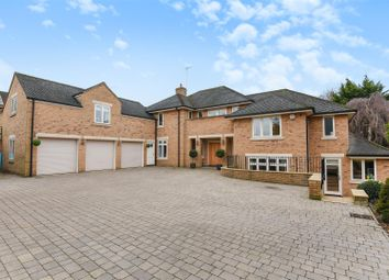 Thumbnail 5 bed detached house for sale in First Drift, Wothorpe, Stamford