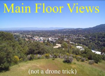 Thumbnail Land for sale in 138 Wood Rd, Los Gatos, Ca, 95030