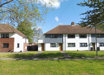 Thumbnail 2 bed maisonette to rent in Shackleton Road, Gosport