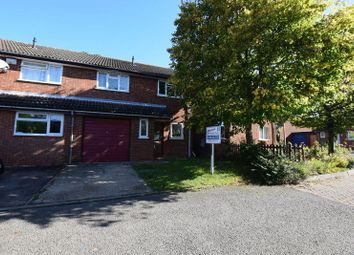 Thumbnail 4 bedroom semi-detached house for sale in Coverdale, Heelands, Milton Keynes