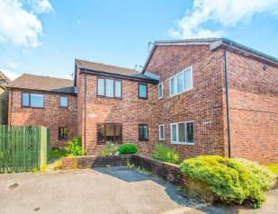 Thumbnail 1 bed flat to rent in Brook Court, St Fagans Road, Cardiff