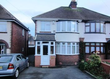 Thumbnail 3 bed semi-detached house to rent in Oldbury Road, Rowley Regis