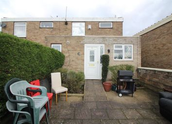 Thumbnail 3 bedroom end terrace house for sale in Lawrance Gardens, Cheshunt, Herts