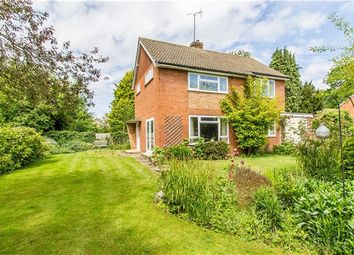 Thumbnail 3 bed detached house for sale in Elms Avenue, Great Shelford, Cambridge