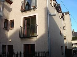 Thumbnail 1 bed flat to rent in 1 Cow Vennel, Perth