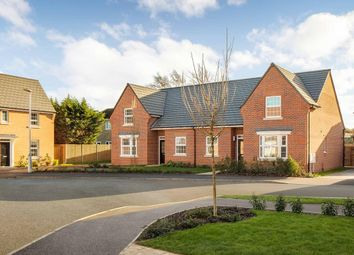 "Thumbnail 4 bed semi-detached house for sale in ""Melbourne"" at Wyles Way, Stamford Bridge, York"