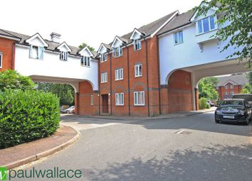 Thumbnail 2 bedroom flat for sale in St. Cross Court, Upper Marsh Lane, Hoddesdon