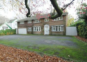 Thumbnail 4 bed detached house for sale in Wimborne Road, Colehill, Wimborne