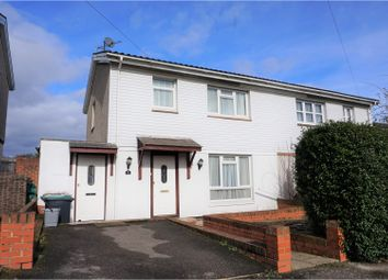 Thumbnail 3 bed semi-detached house for sale in Piltdown Road, Watford