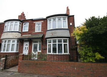 Thumbnail 3 bedroom semi-detached house for sale in Newstead Road, Middlesbrough
