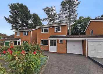 Thumbnail 3 bed detached house to rent in Pineview, Northfield, Birmingham
