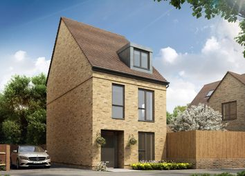 "Thumbnail 3 bed detached house for sale in ""Fleming"" at The Green, Upper Lodge Way, Coulsdon"