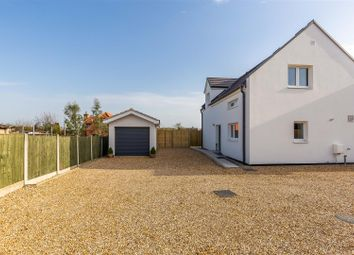 Thumbnail 3 bed detached house for sale in Wragby Road East, North Greetwell, Lincoln