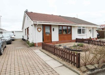 Thumbnail 2 bed semi-detached bungalow for sale in Bodmin Gardens, Chryston, Glasgow