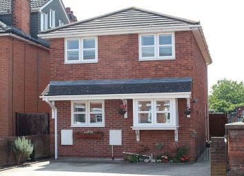 Thumbnail 3 bed detached house for sale in Fishers Road, Totton, Southampton