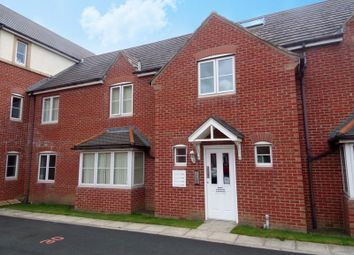 Thumbnail 2 bed flat for sale in Brookfield, West Allotment, Newcastle Upon Tyne