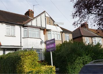 Thumbnail 3 bedroom terraced house for sale in Deanscroft Avenue, London