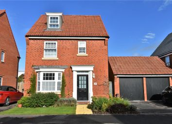 Dragonfly Close, Frome, Somerset BA11. 4 bed detached house for sale