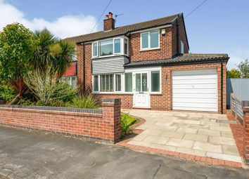Thumbnail 3 bed semi-detached house for sale in Barnstaple Way, Penketh, Warrington, Cheshire