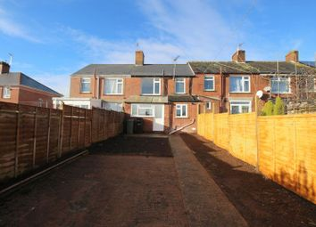 Thumbnail 3 bed terraced house for sale in Merrivale Road, Exeter