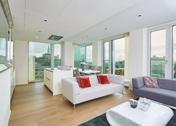 Thumbnail 2 bed flat to rent in South Bank, River Thames, 55 Upper Ground, London Waterloo