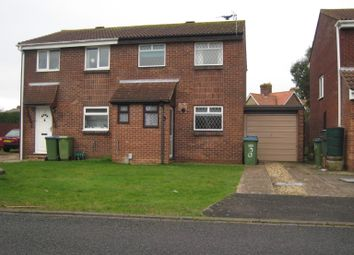 Thumbnail 2 bed semi-detached house to rent in Tonnant Close, Stubbington